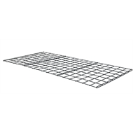 Rack It 1000kg 1200 x 600mm Black Wire Shelf