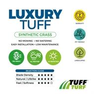 Tuff Turf 1.8 x 5m 35mm Pile Luxury Tuff Synthetic Turf