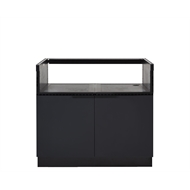 AlfrescoPlus BBQ Cabinet - 1045mm Black Onyx