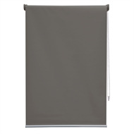 Pillar 240 x 240cm Elegance Indoor Roller Blind - Colorbond Woodland Grey