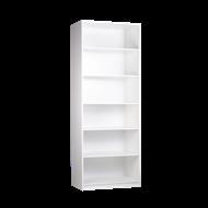 Multistore 2000 x 750 x 450mm 5 Shelf Storage Unit - Crisp White