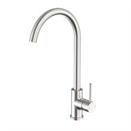 Caroma WELS 5 Star 6L/Min Stainless Steel Titan Sink Mixer