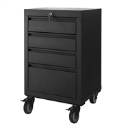 Pinnacle 810 x 520 x 500mm 4 Drawer Mobile Storage Unit