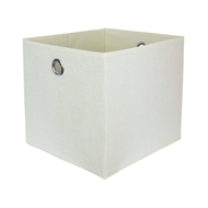 Flexi Storage Clever Cube 330 x 330 x 370mm Insert - Sandy White
