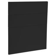 Kaboodle 600mm Molasses V Modern 3 Drawer Panels