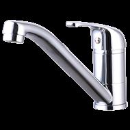 Mondella WELS 4 Star 7.5L/min Chrome Cadenza Kitchen Sink Mixer With Fixing Items