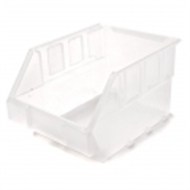 Handy Storage Size 40 Clear Plastic Tote