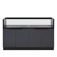 AlfrescoPlus BBQ Cabinet - 1530mm Cadet Grey