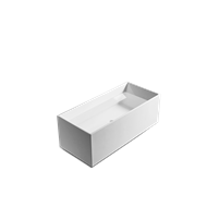 Rick McLean's Designer Bathware 1700mm Freestanding Bath