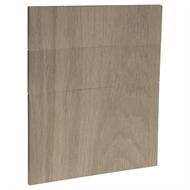Kaboodle 600mm Maplenut Modern 3 Drawer Panel