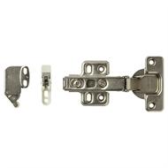 Kaboodle Push To Open Door Hinge - 10 Pairs