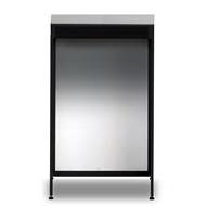 AlfrescoPlus BBQ Modular Fridge Cabinet - Single