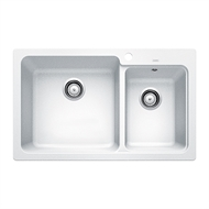 Blanco 1 and 1/2 Bowl Sink Pack