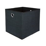 Flexi Storage Clever Cube 330 x 330 x 370mm Insert - Ember Black