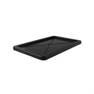 Handy Storage 30L, 54L & 70L Black Storage Crate Lid