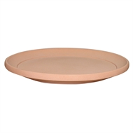 Northcote Pottery 'Terracotta Look'  Round Saucer - 300mm