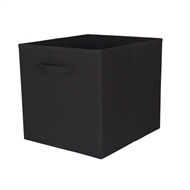Flexi Storage Clever Cube 330 x 330 x 370mm Insert With Handle - Black