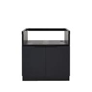 AlfrescoPlus BBQ Cabinet - 885mm Black Onyx