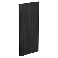 Kaboodle Black Forest Wall End Panel