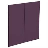 Kaboodle Auber Zest Modern Corner Base Cabinet Doors - 2 Pack