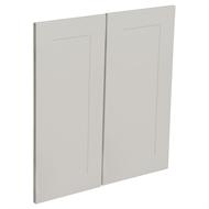 Kaboodle Cremasala Alpine Corner Base Cabinet Doors - 2 Pack