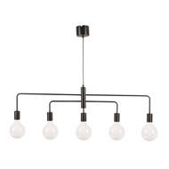 Brilliant Lighting Black Nico DIY Pendant Light
