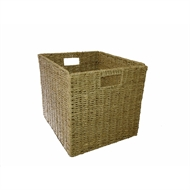 Flexi Storage Clever Cube 330 x 330 x 360mm Insert - Natural Sea Grass