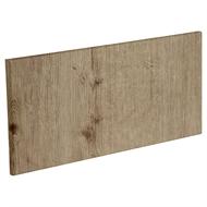 Kaboodle 600mm Modern 1 Drawer Panel - Spiced Oak