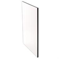 AlfrescoPlus Modular BBQ End Panels - Pack of 2 - Arctic White