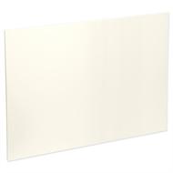 Kaboodle 1200mm Island Back Panel - Antique White