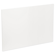 Kaboodle 1200mm Trends Island Back Panel - Macaroon