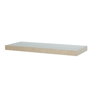 Flexi Storage 600 x 240 x 38mm Oak Floating Shelf