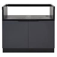 AlfrescoPlus BBQ Cabinet & Air Frame - 1045mm Cadet Grey