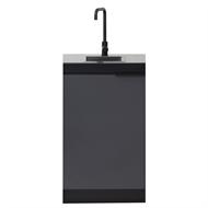 AlfrescoPlus Sink Module - Single Cadet Grey