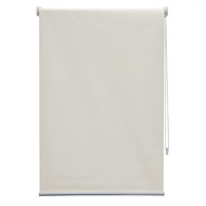 Pillar 240 x 240cm Elegance Indoor Roller Blind - Dulux Hog Bristle Quarter