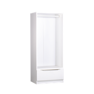 Multistore 1495 x 608 x 430mm Storage Unit - Crisp White