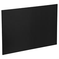 Kaboodle 1200mm Island Back Panel - Luminess Metallic