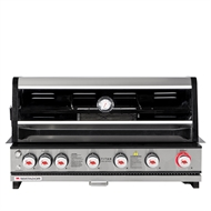 Matador 6 Burner Hooded Titan Built In BBQ