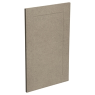 Kaboodle 450mm Raw Board Alpine Cabinet Door