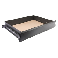 Rack It 1000kg 150 x 900 x 600mm Black Drawer Kit