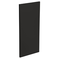 Kaboodle Charcola Wall End Panel