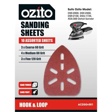 LOT of 24 PC 1//4 Sheet ASST Palm Sander Sandpaper 36 40 50 60 80 100 120 GRIT