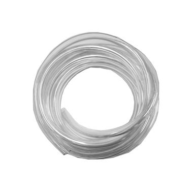 Plastic Hose Tube 10mm x 10m Clear Vinyl Tubing