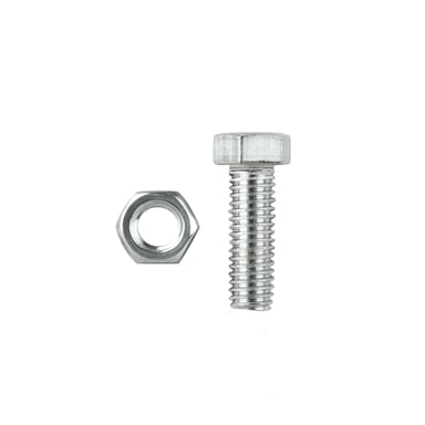 M5 X 16 STAINLESS HEX HEAD BOLTS SET SCREWS 20 PACK