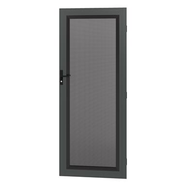 Protector Aluminium 808 848 X 2030 2070mm Adjustable Stainless Steel Barrier Door