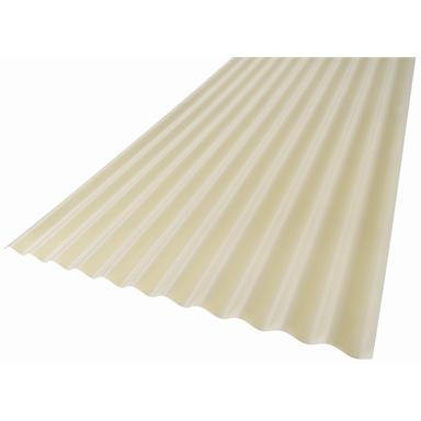 Suntuf Solarsmart 3 0m Sandune Polycarbonate Roofing Bunnings Warehouse