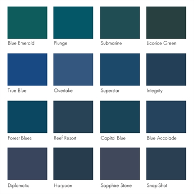 Dulux 2l Interior Paint Wash Wear Low Sheen Blue Bunnings Warehouse