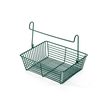 Ltw Green Wire Peg Basket Bunnings Warehouse