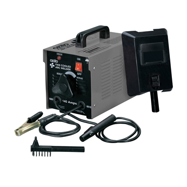 Ozito 140 Amp Fan Cooled Arc Welder Bunnings Warehouse