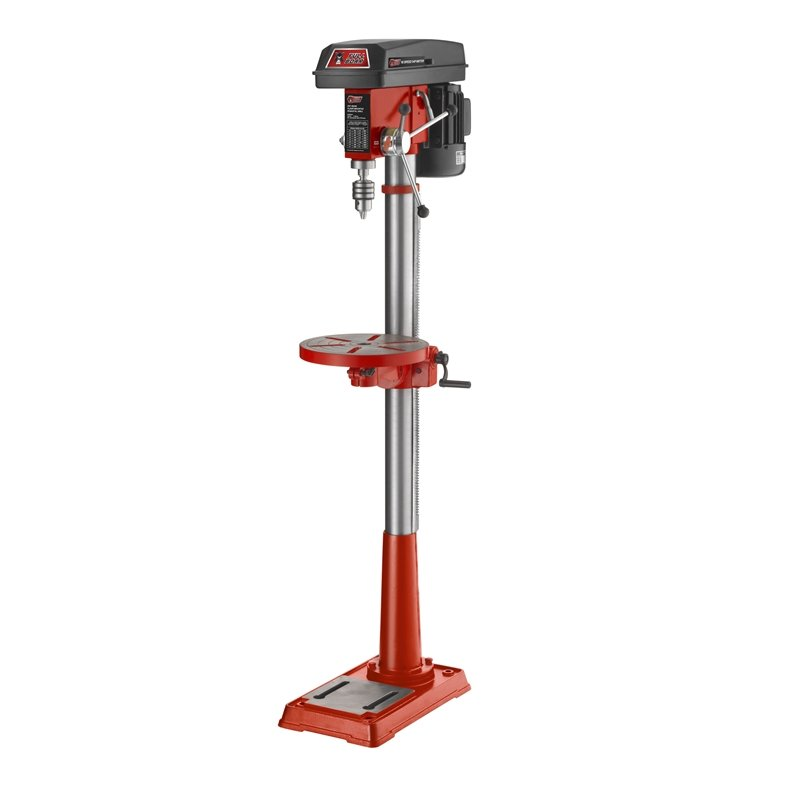 1HP 750W Floor Mounted Pedestal Drill
